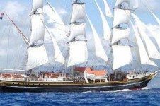 Stad Amsterdam Sailing Porfile